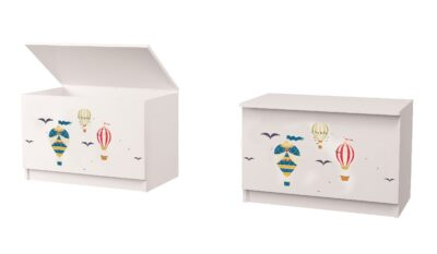 скринька для іграшок подорожі