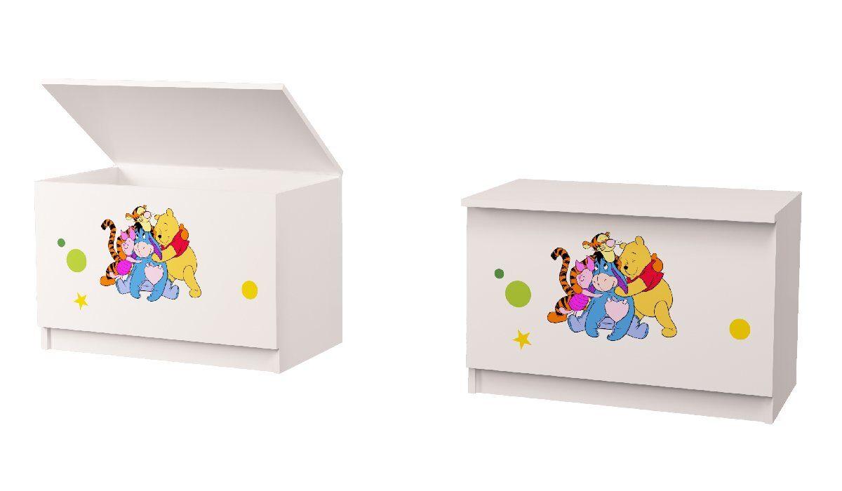 ящик для игрушек в детскую винни