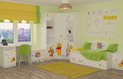 детская комната винни