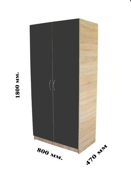 размеры шкафа эко