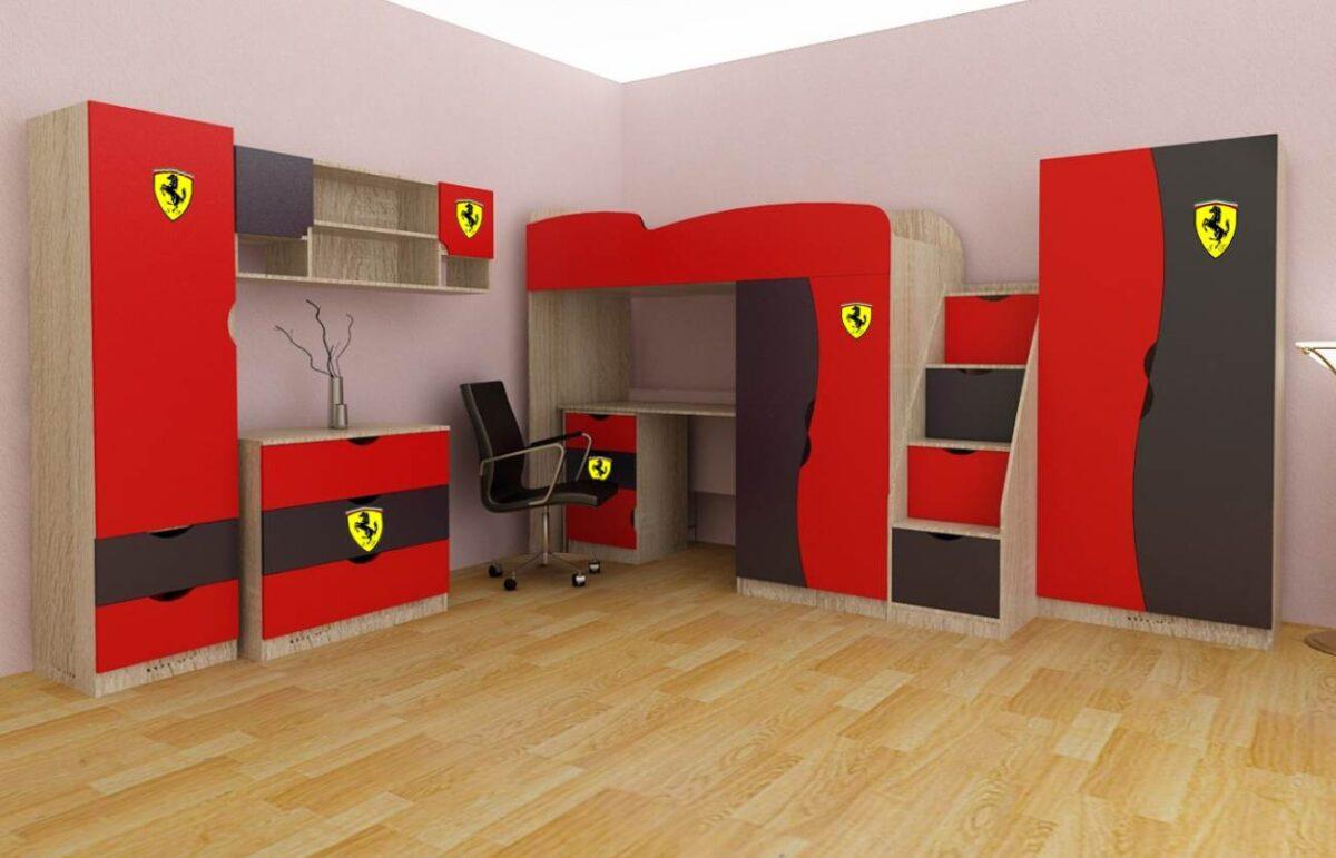 Детская комната Подростковая