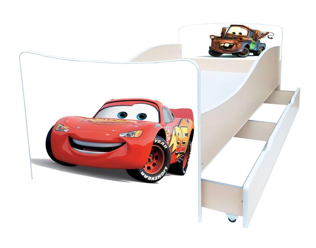 детская кровать маквин киндер