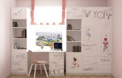 мебель в детскую комнату Вояж