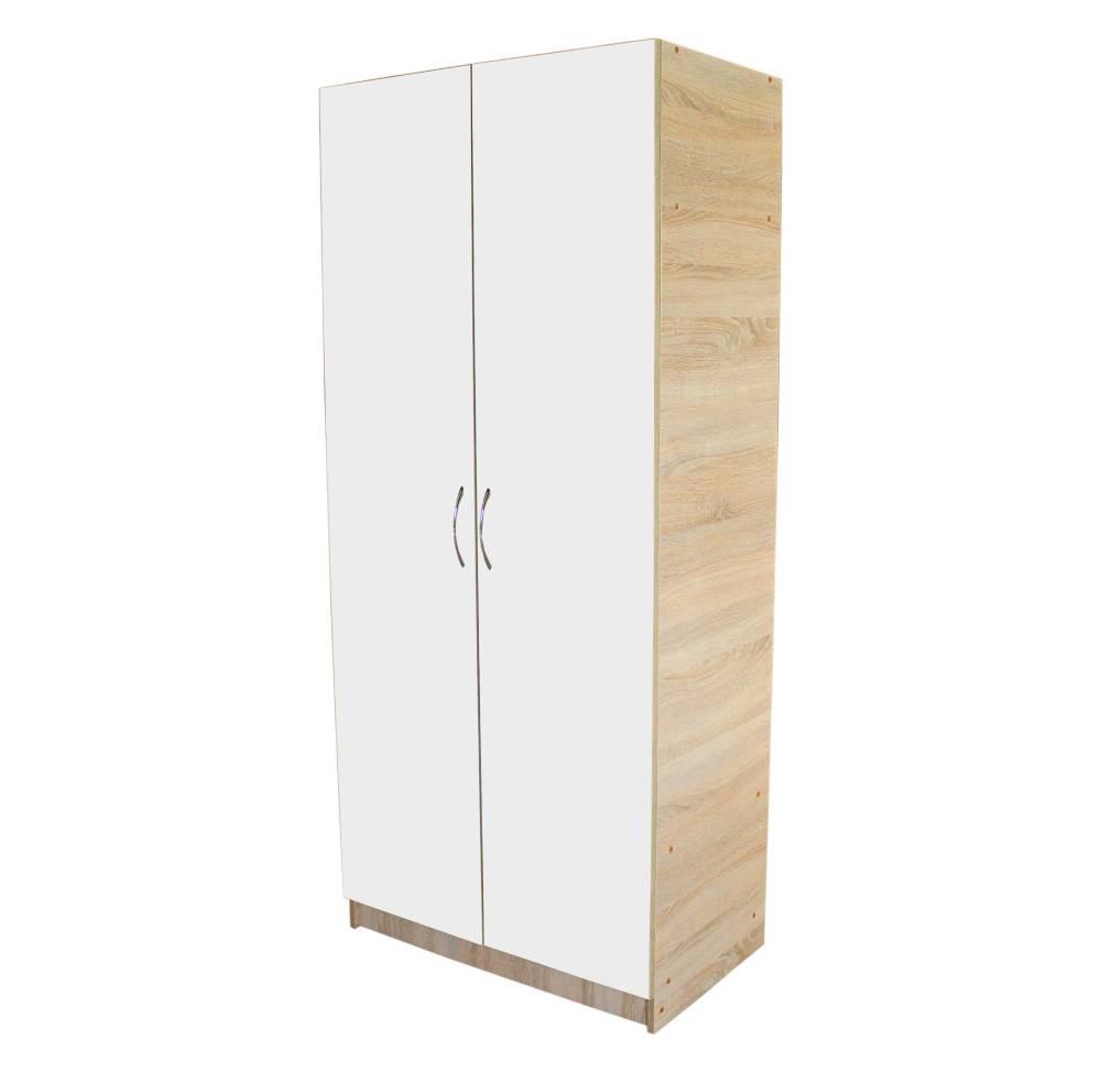 шкаф эко белый