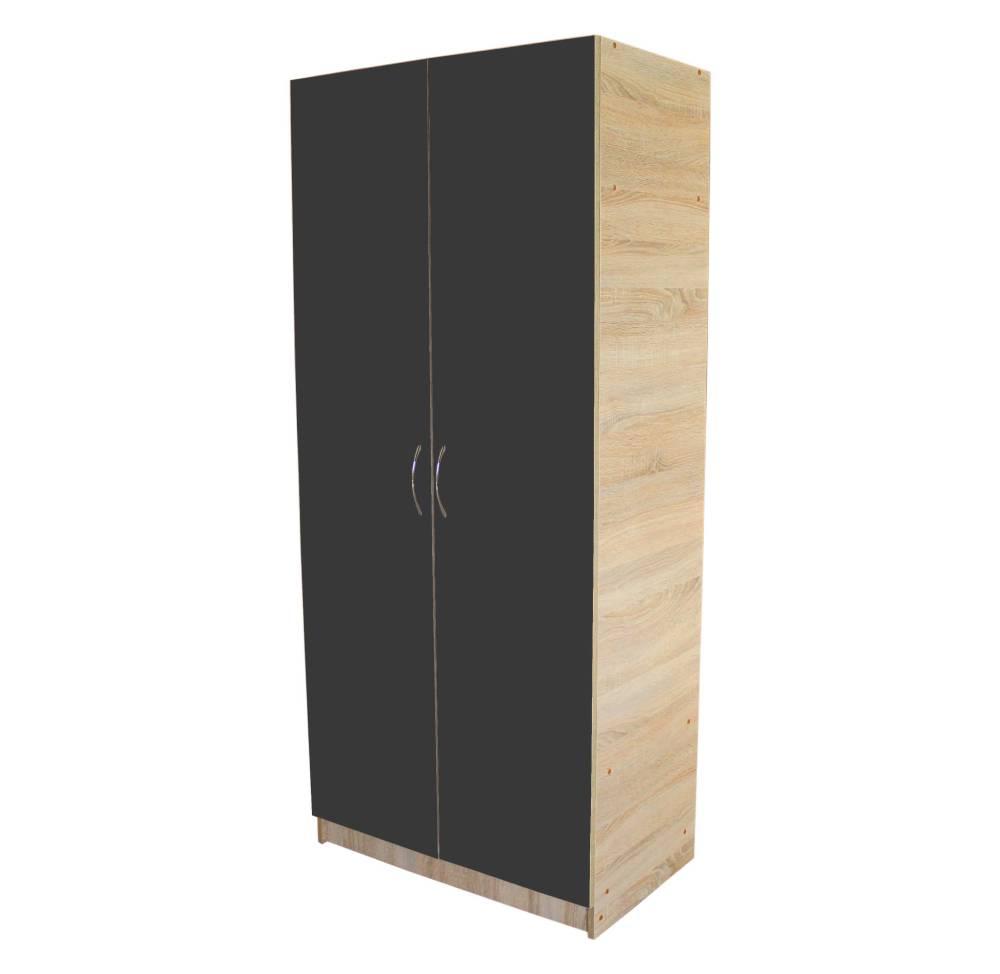 шкаф эко черный