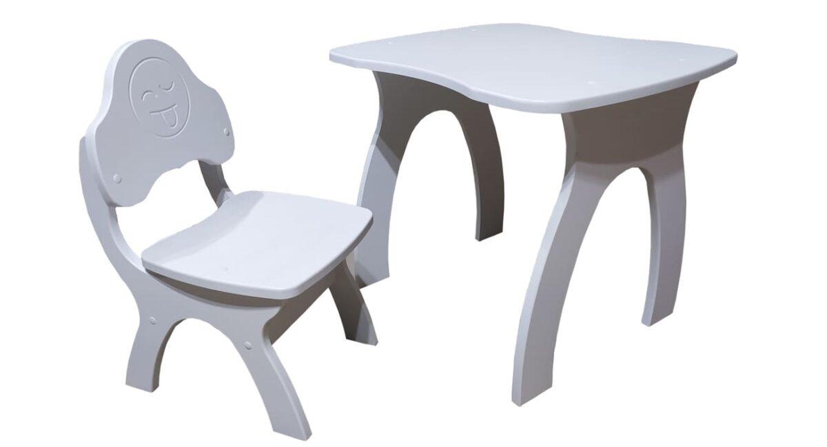 столик и стульчик смайл