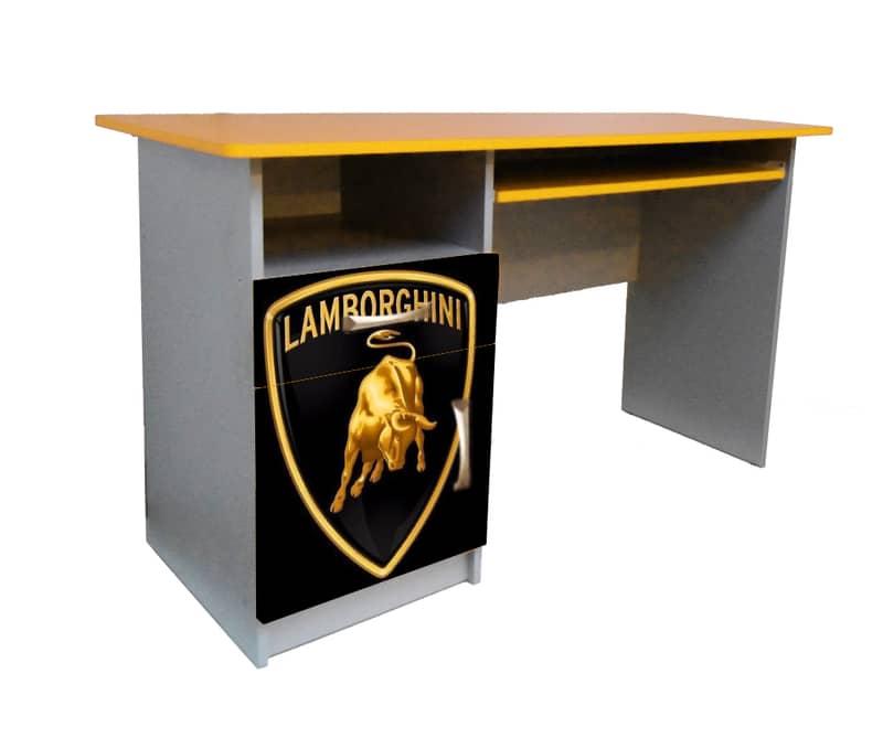 Стол с рисунком Ламборджини