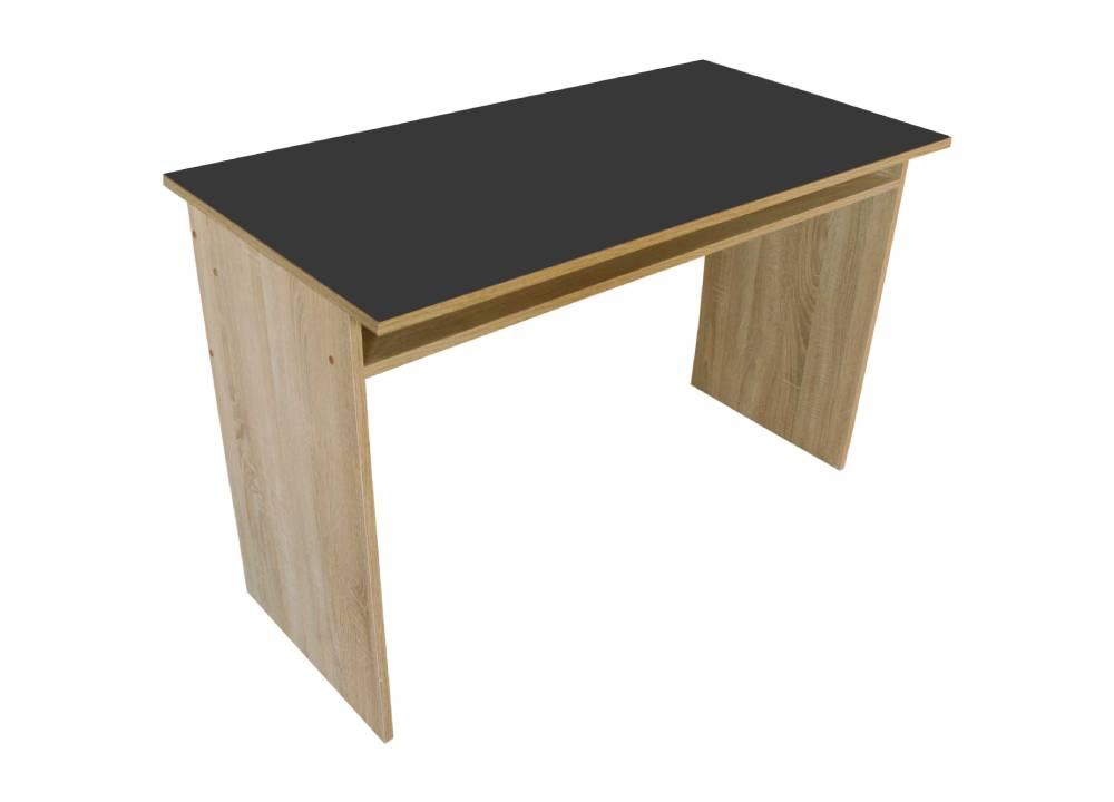 письменный стол эко черный