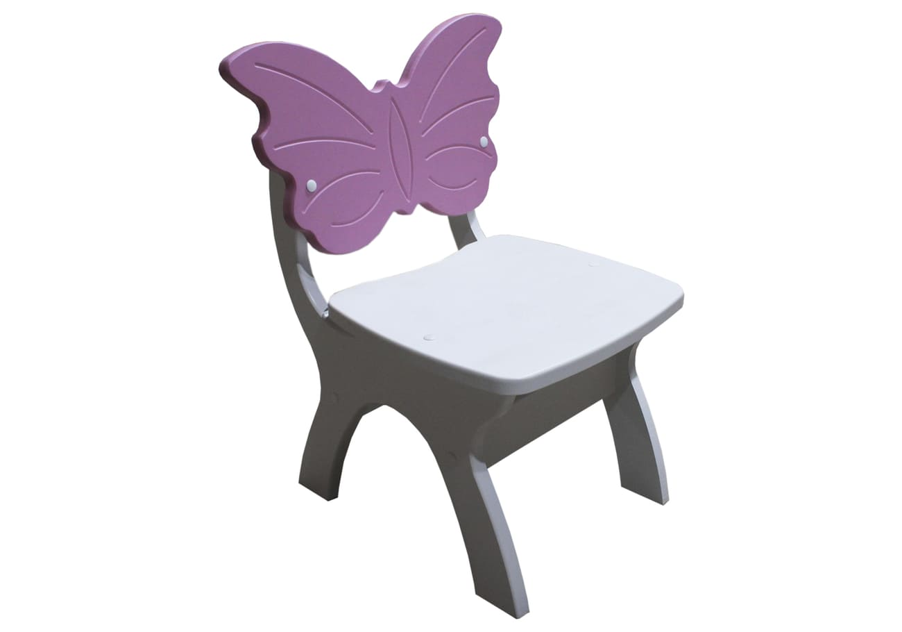 стульчик бабочка