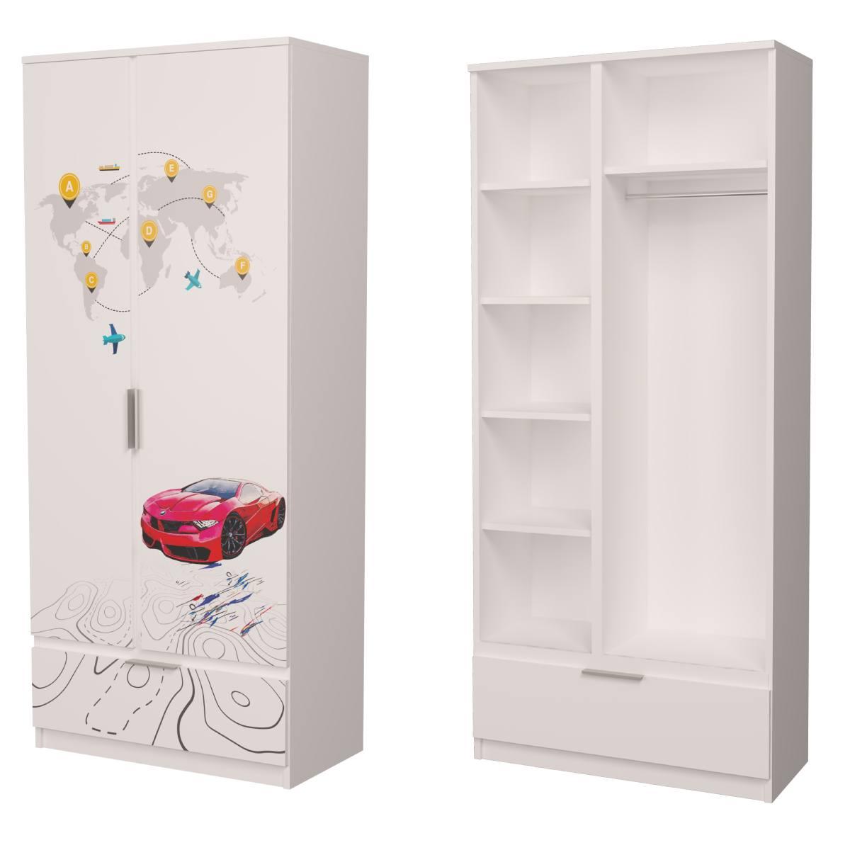 Детский шкаф бмв