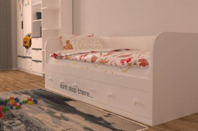 Кровать Спорт. 3 ящика