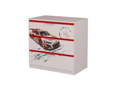 Ауди-М. 3 ящика