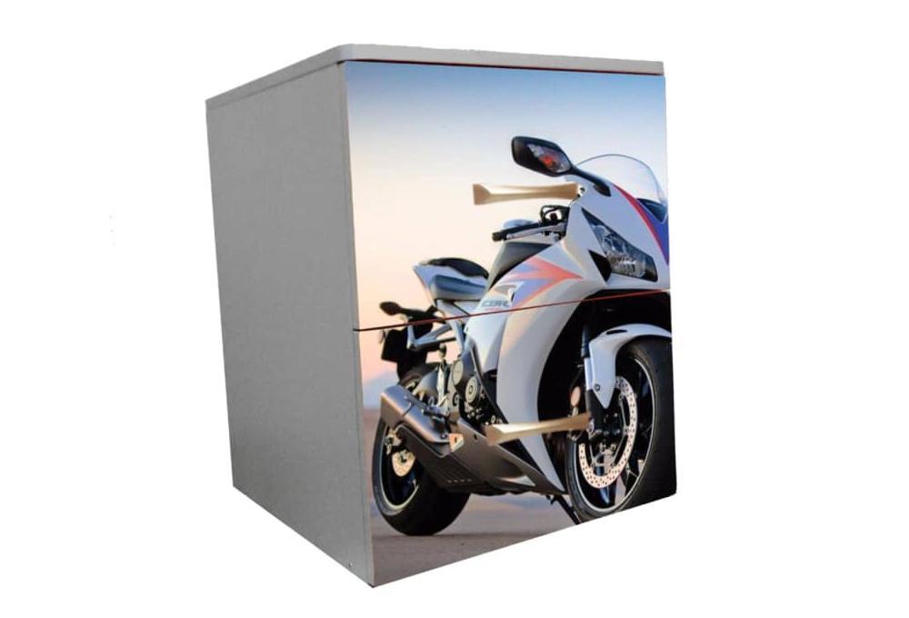 прикроватная детская тумба мотоцикл