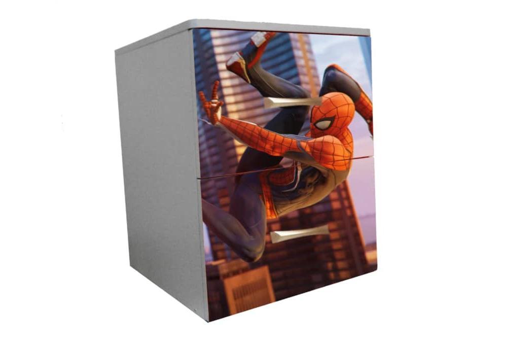 тумбочка человек паук