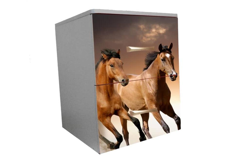 тумбочка лошадки