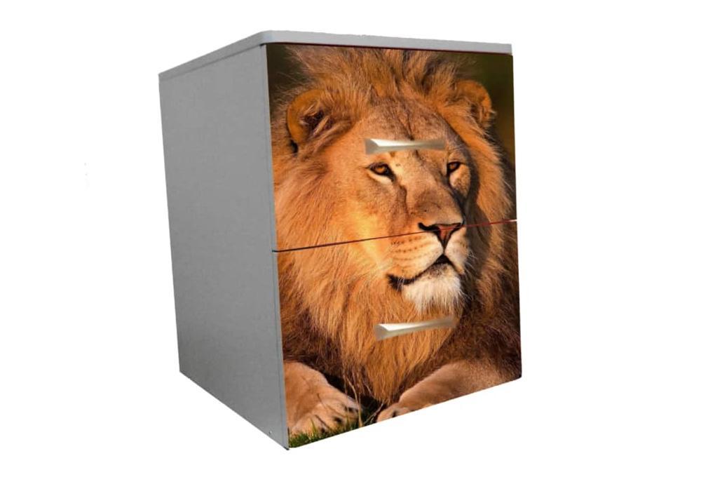 тумбочка лев