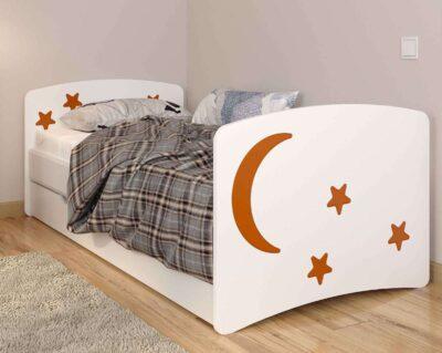 Дитяче ліжко з мдф ніч