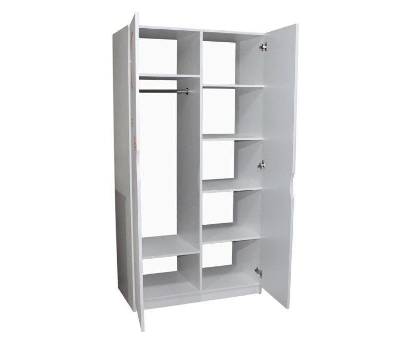 схема детского шкафа