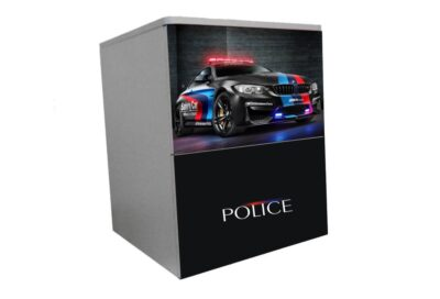 Полиция черная V1