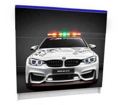Полиция БМВ. 3 ящика