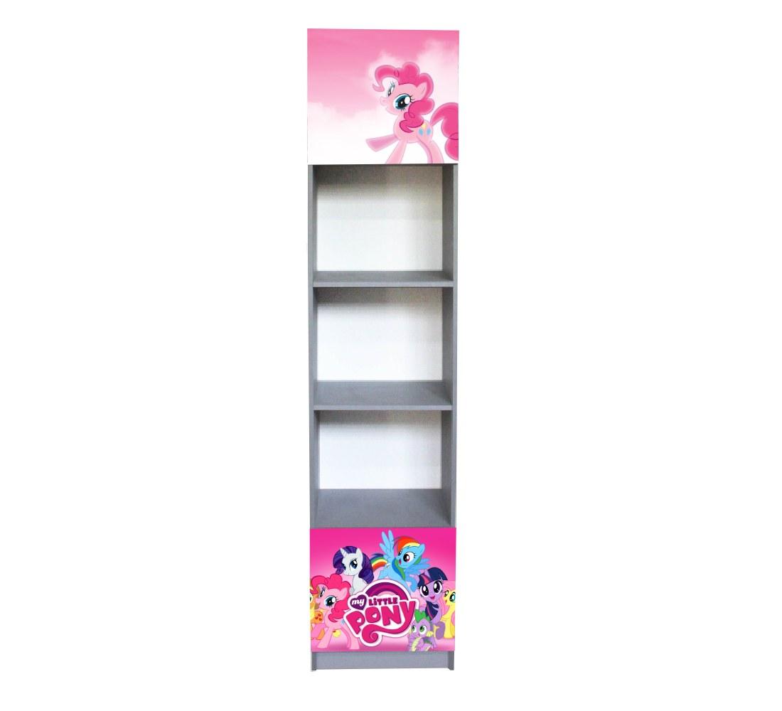 детский пенал пони розовый