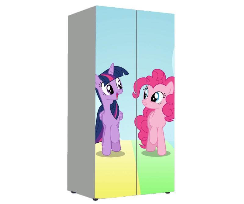 детский шкаф my little pony