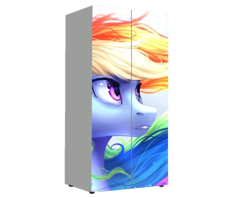 детский шкаф pony