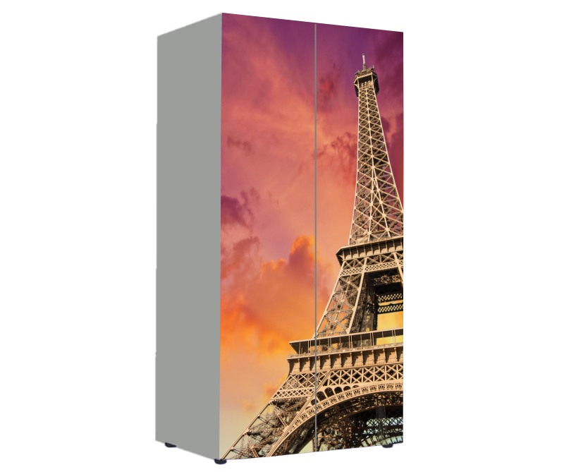 детский шкаф париж башня