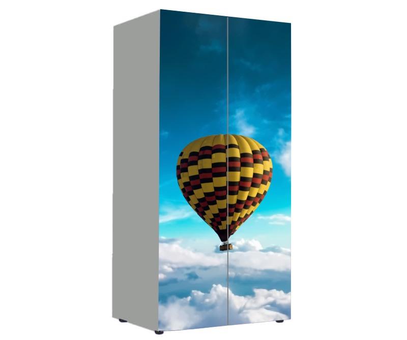 детский шкаф парашют