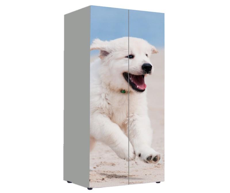 шкаф в детскую собачка