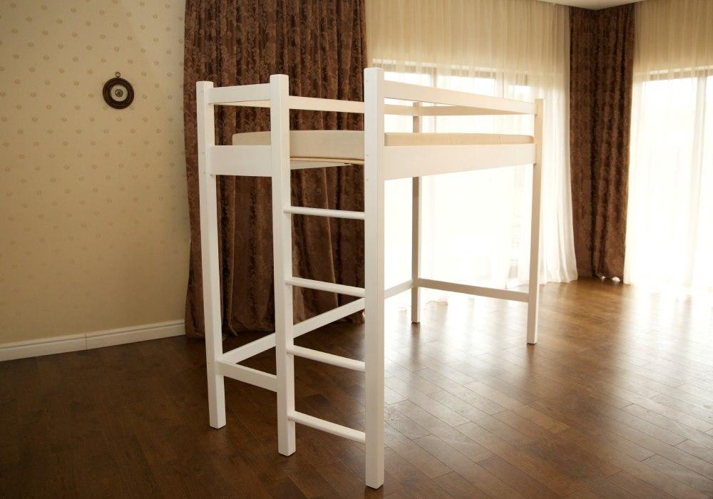 кровать чердак с большим спальным местом даниэль