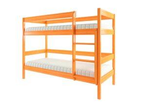 двухъярусная детская кровать эко недорогая