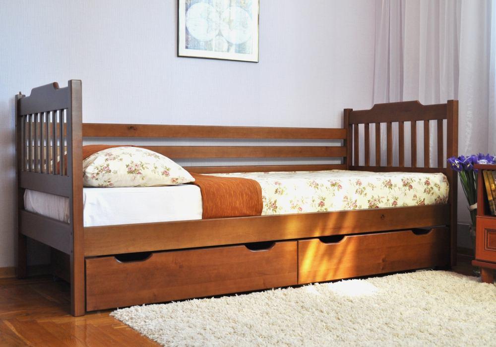 детская кровать ева трансформер