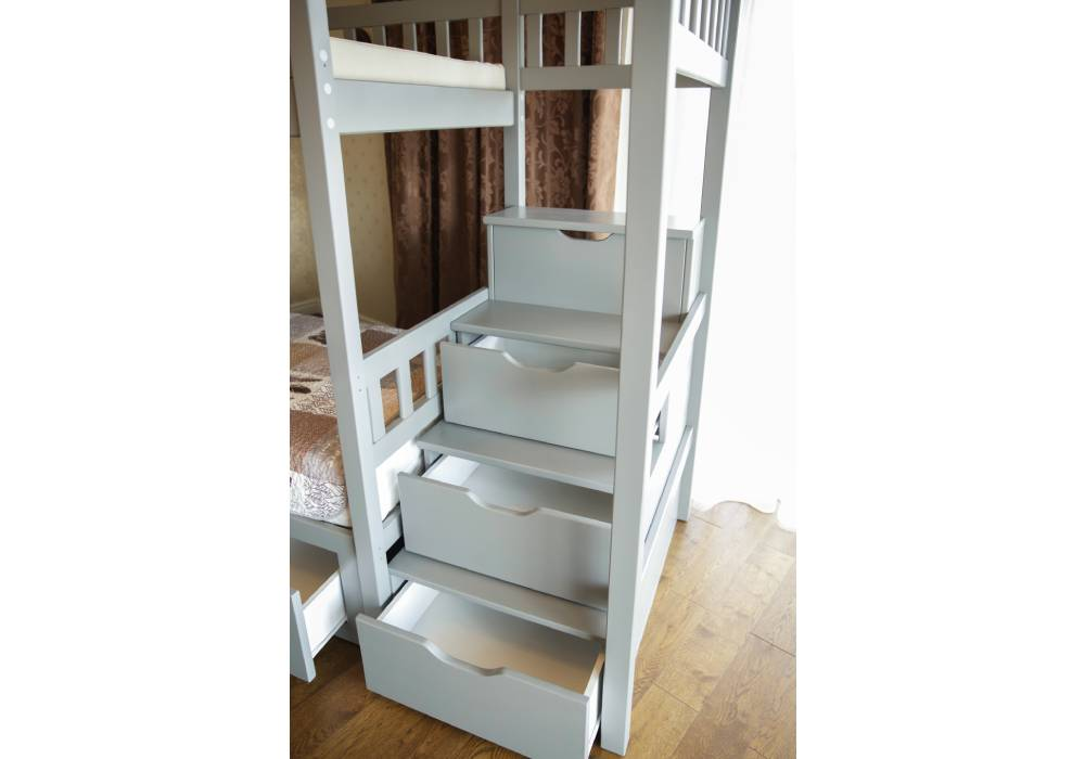 лестница двухъярусной кровати владимир