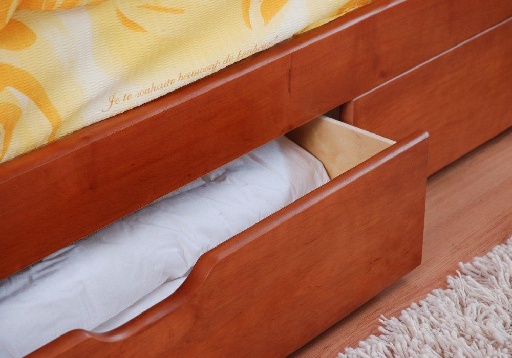 двухъярусная кровать юлия с ящиком