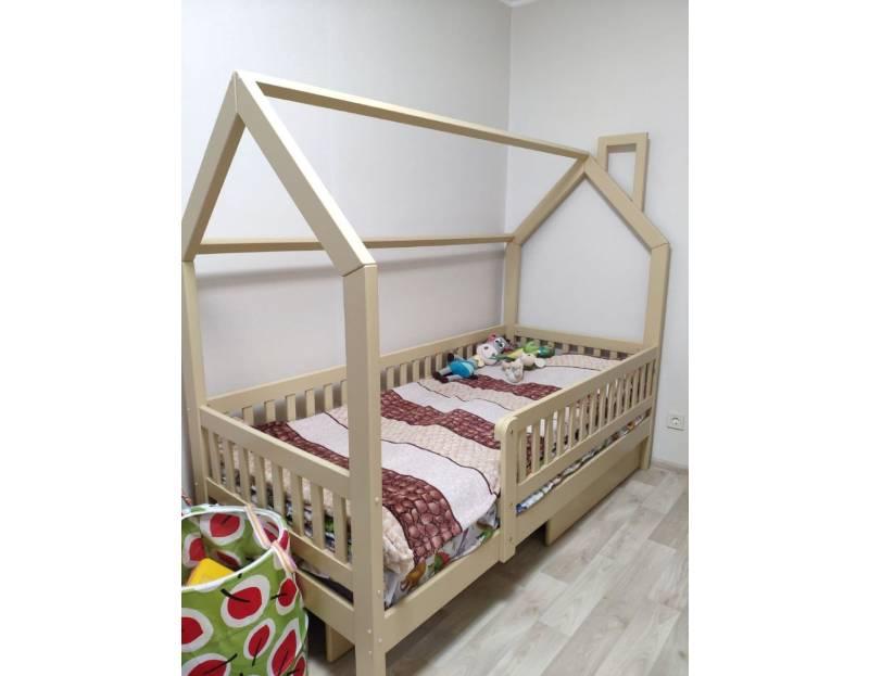 Отзыв детской кровати домика