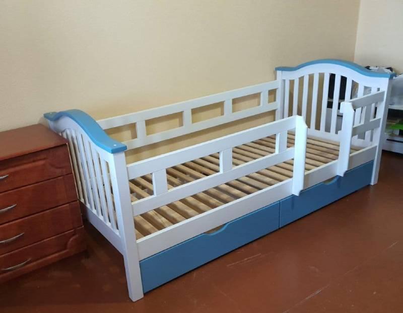 Отзыв детской кровати максим