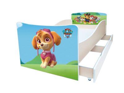 детская кровать киндер скай
