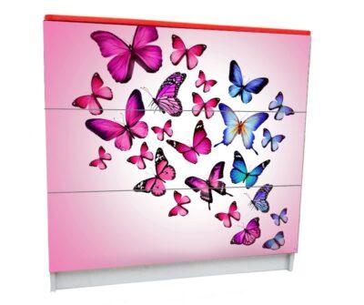 Бабочки. 3 ящика