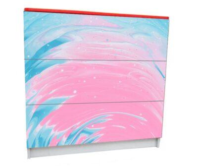 Розовое настроение. 3 ящика