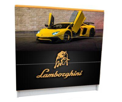 Ламбо-двери. 3 ящика