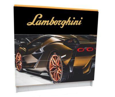 Черный Ламборджини. 3 ящика