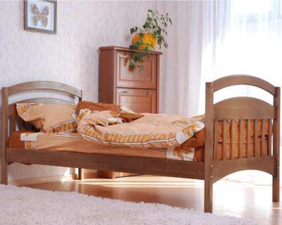 детская кровать арина из ольхи