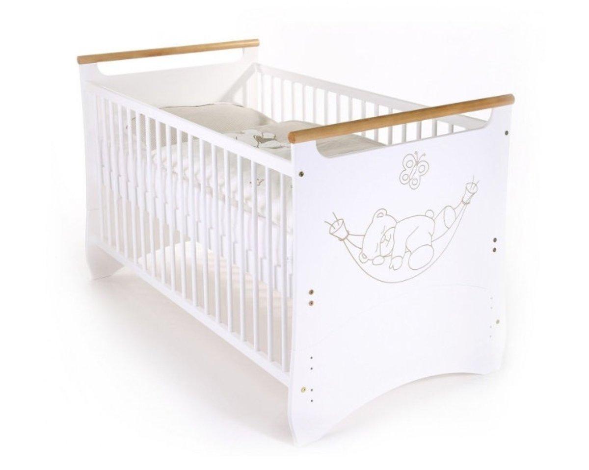 кровать трансформер новорожденным 140х70 см