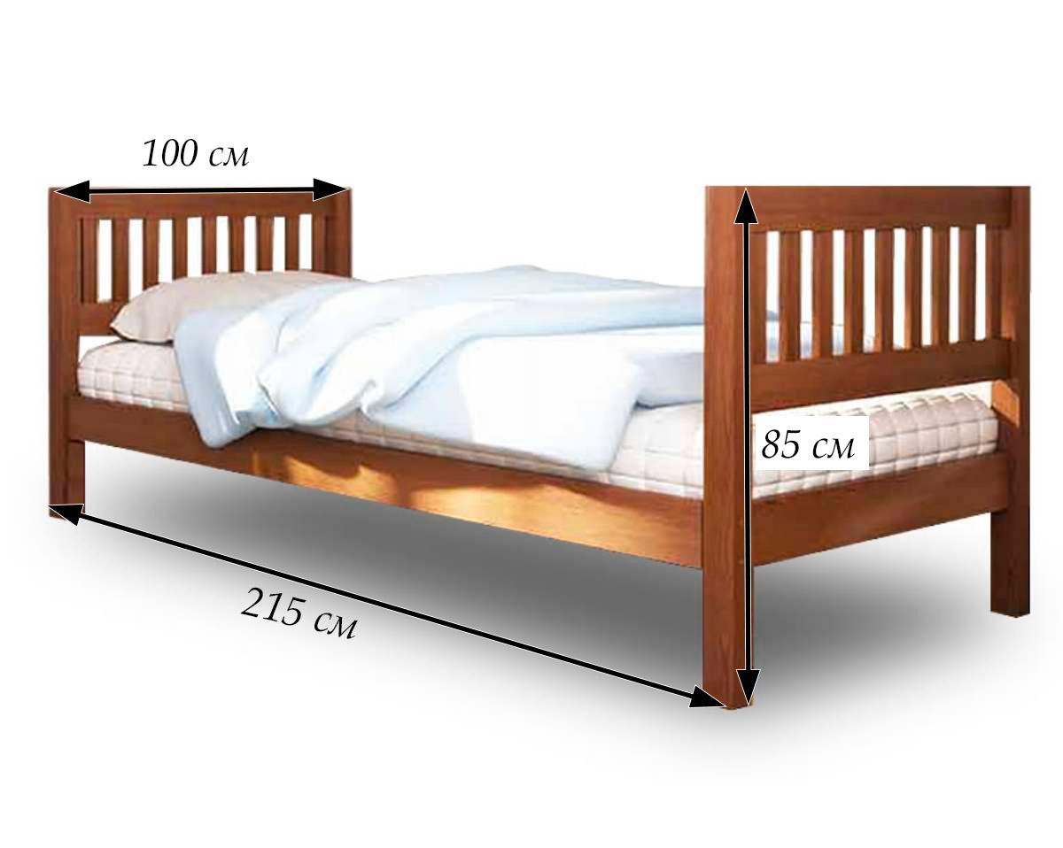 схема детской кровати максим