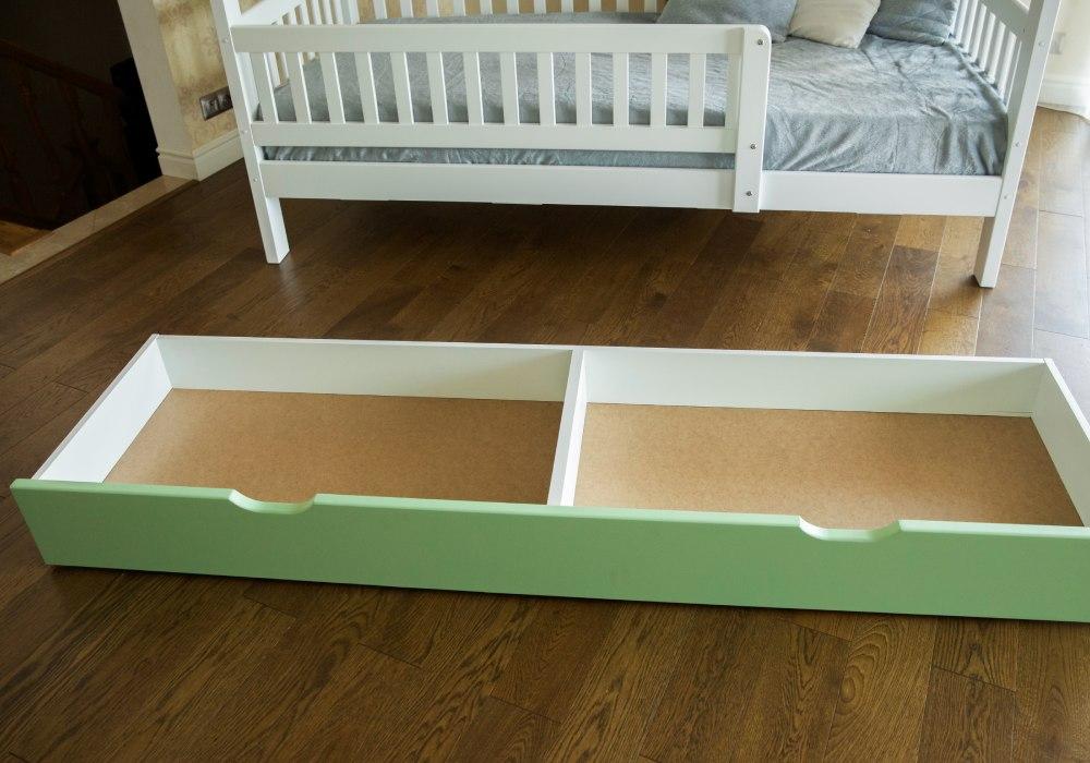 ящик для кроватки домика