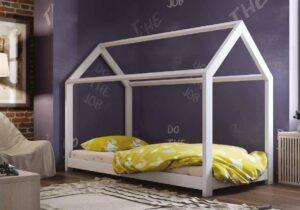 детский домик кровать викки