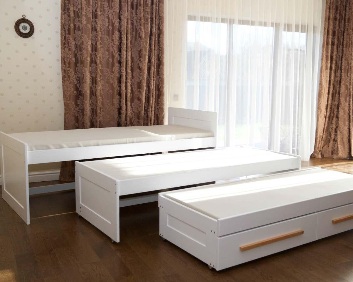 кровать трансформер на 3 спальных места