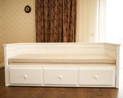 кровать трансформер для подростка герда с выдвижным спальным местом