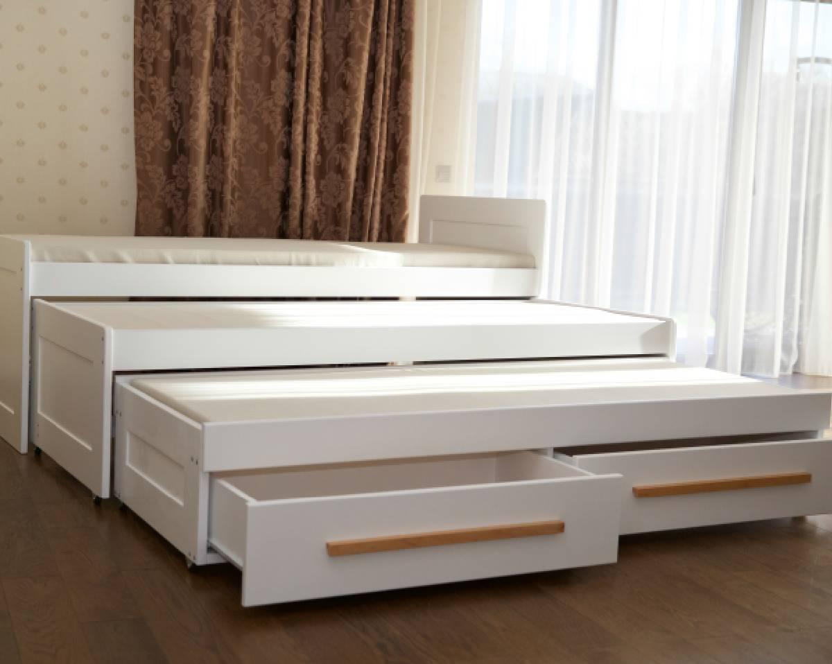 кровать раскладывающаяся на 3 кровати